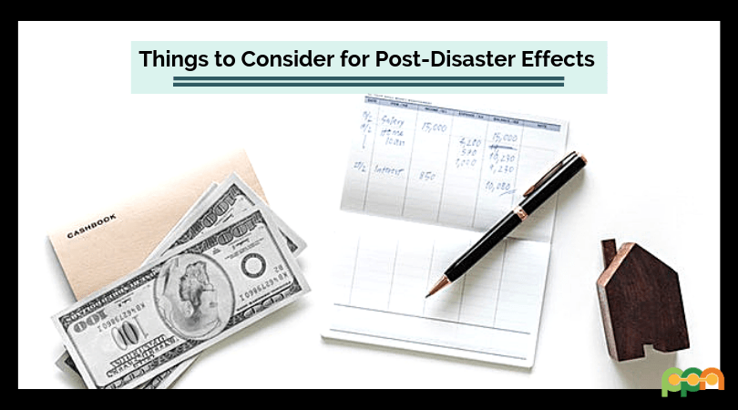 How to Be Financially Sustainable Even After a Disaster Strikes